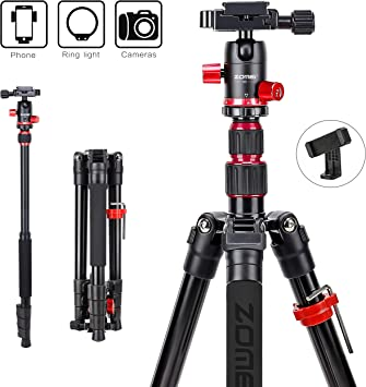 IDS Mini DLSR Digital Camera Tripod Stand Monopod Portable