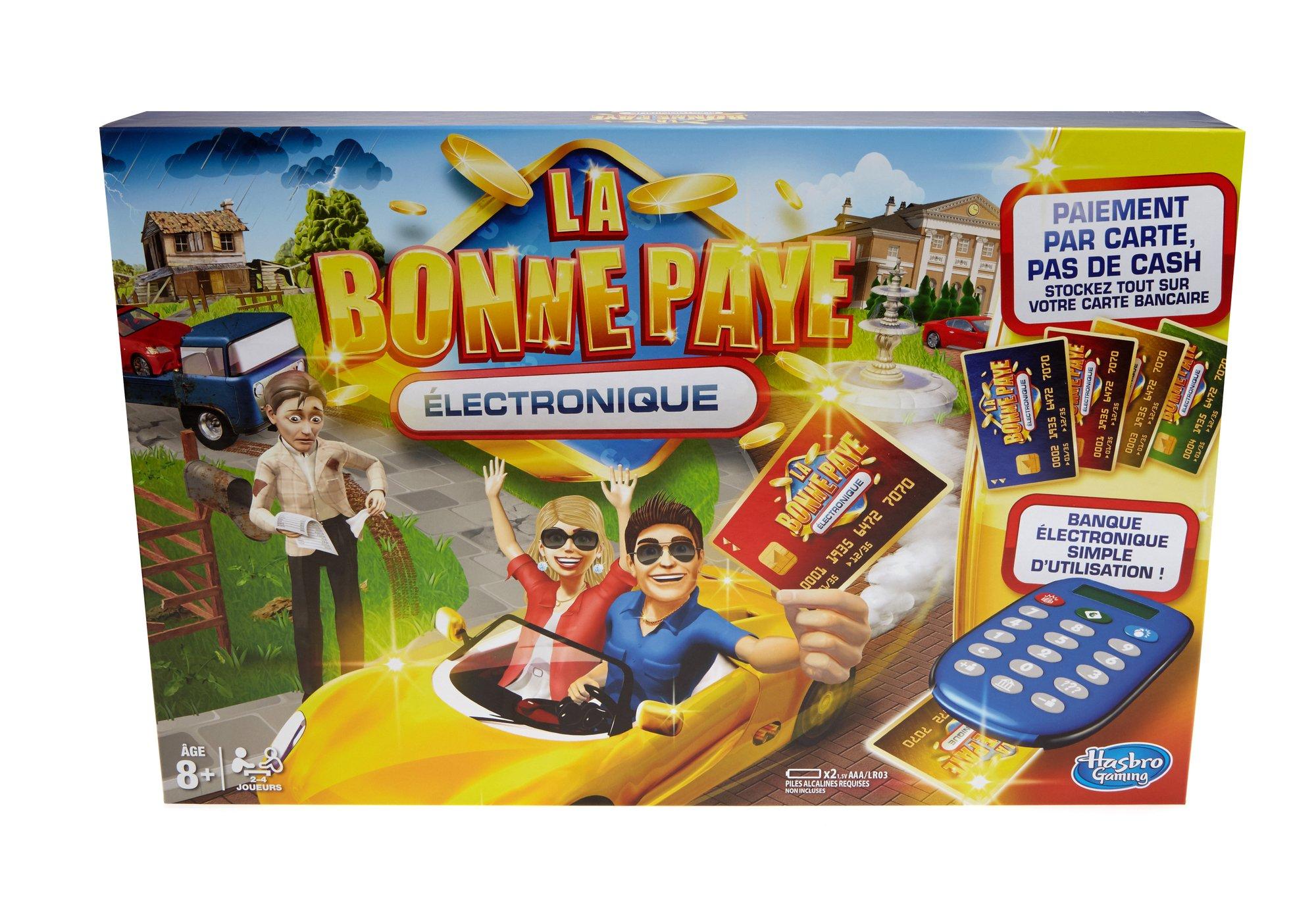 Hasbro - La Bonne Paye Electronique - C16791010 product image