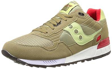 the latest b2a14 aadb9 Saucony Originals Men s Shadow 5000 Olive Sneaker 8 D - Medium