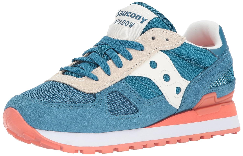 Saucony Originals Women's Shadow Original Fashion Sneaker B01N94UTG2 7 B(M) US Blue Coral