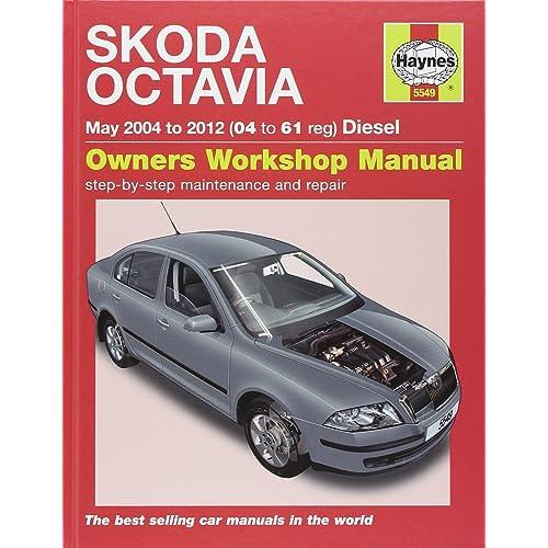 skoda octavia a7 service manual