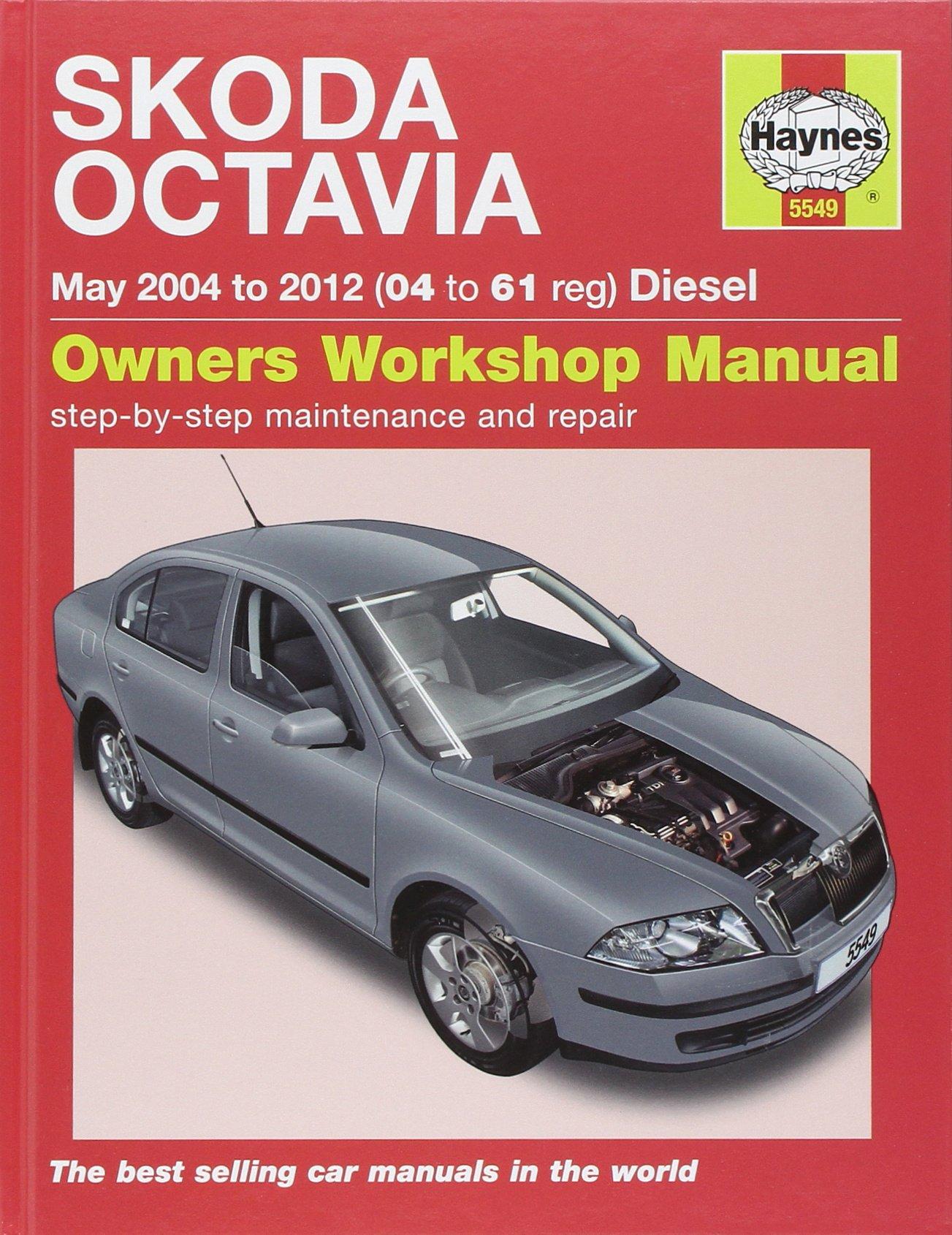 Skoda Octavia Diesel Service & Repair Manual, 2004-2012 (Haynes Service and  Repair Manuals): Chris Randall: 9780857335494: Amazon.com: Books