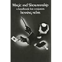 Image for Magic and Showmanship: A Handbook for Conjurers (Dover Magic Books)