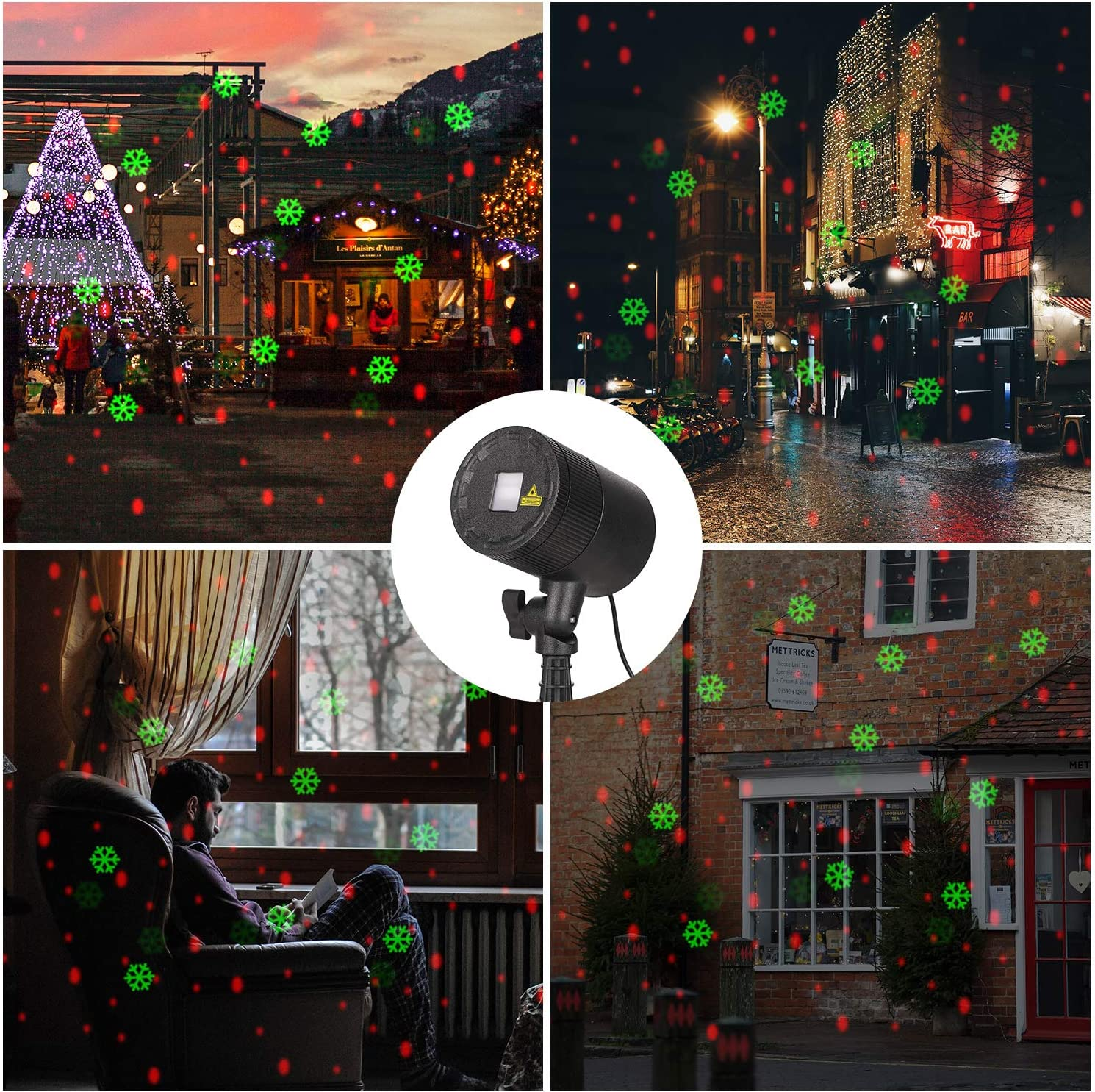 Free Amazon Promo Code 2020 for Holiday Night Lights Laser Projector