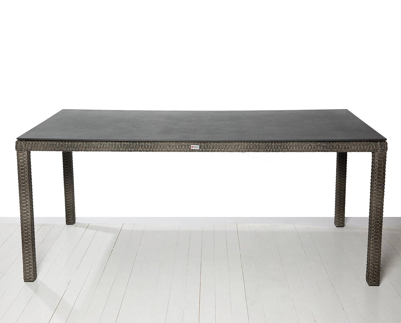 rattan esstisch gartenm bel. Black Bedroom Furniture Sets. Home Design Ideas