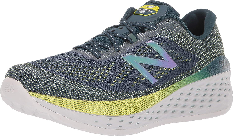 New Balance Men's Fresh Foam More V1 Running Shoe