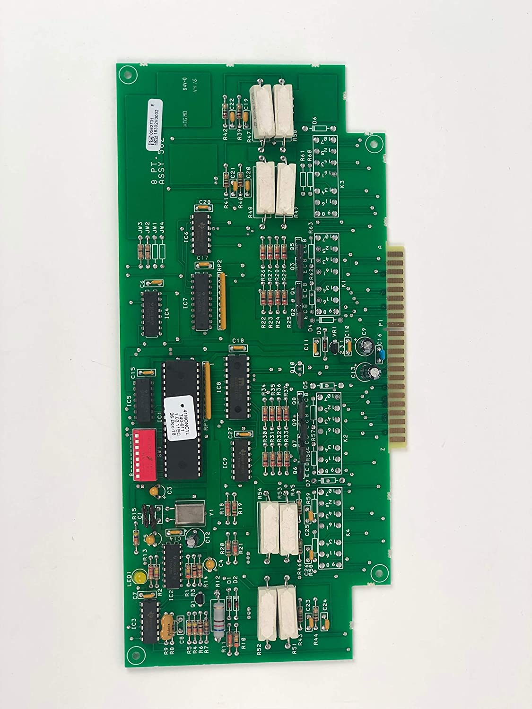 Simplex 562-731 Fire Alarm 8 Point Module Monitor Card Class B Assembly Board