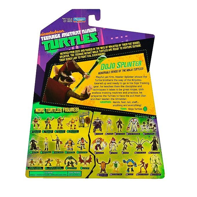 TORTUGAS NINJA - Figura de acción Splinter