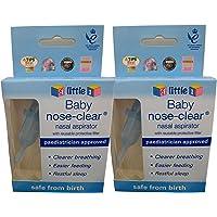 Aspirador Nasal de 4Little1 Para Bebés Vapor Con