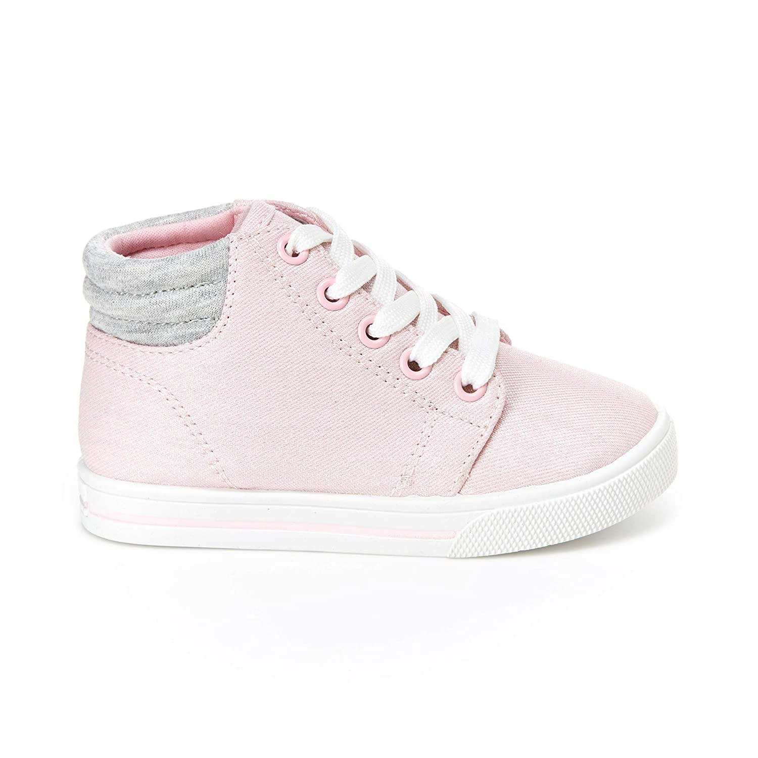 Simple Joys by Carters Toddler and Little Girls Cora Gliter High-Top Sneaker Simple Joys by Carter/'s SJF1804P 1-8 yrs