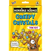 Galt Horrible Science- Creepy Crystals,Science Kit