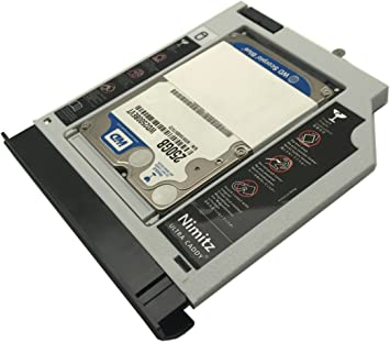 ultracaddy 2 nd HDD SSD disco duro Caddy para Lenovo IdeaPad ...