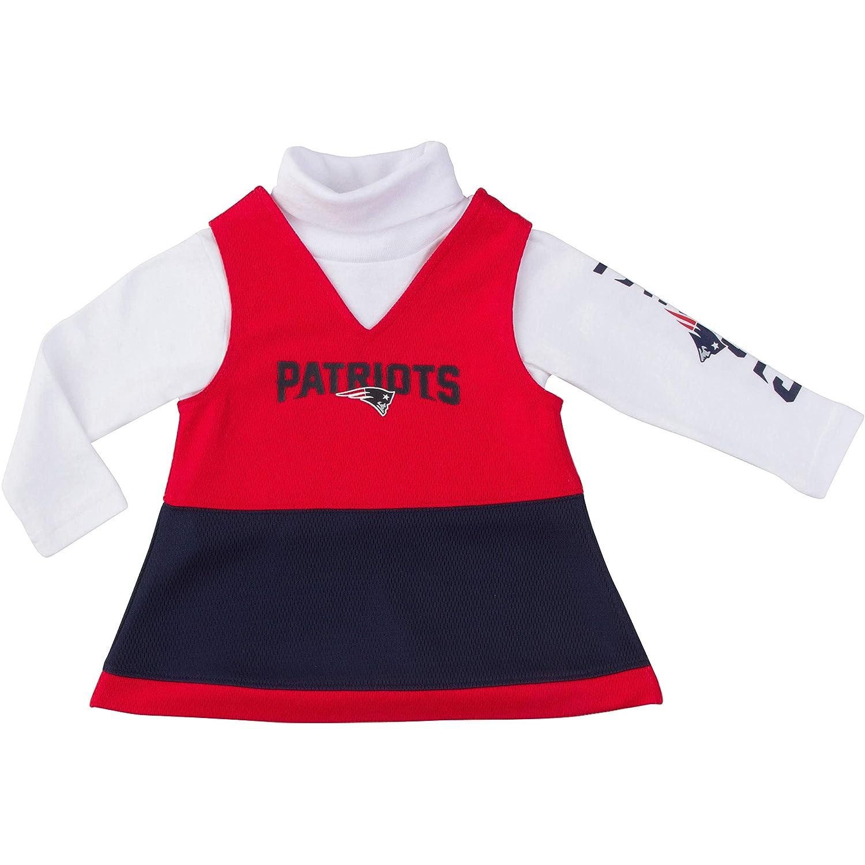 e578a79c6 Amazon.com   NFL New England Patriots Girls Jumper Set
