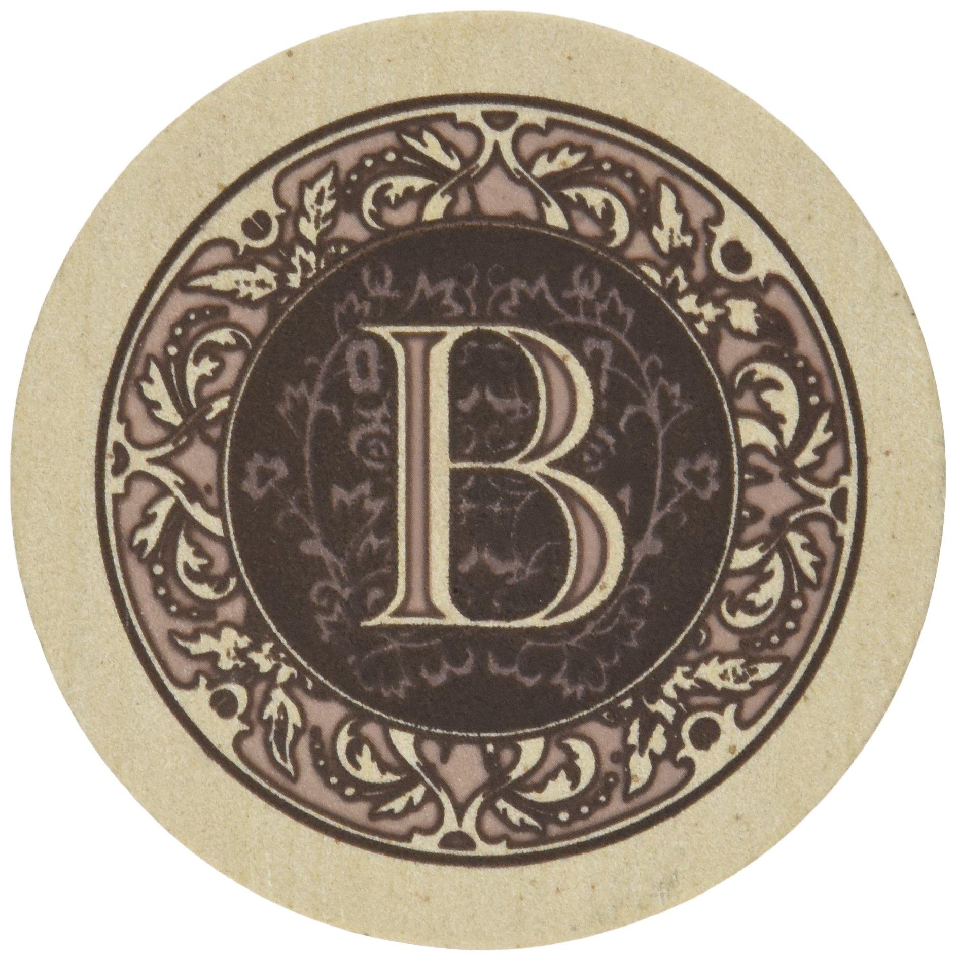 Thirstystone Monogram B Coasters