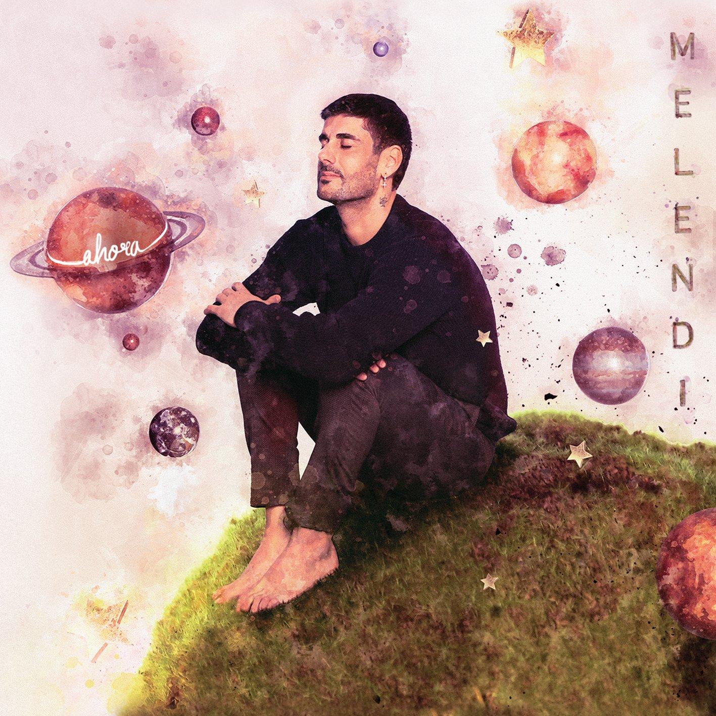 CD : Melendi - Ahora (CD)