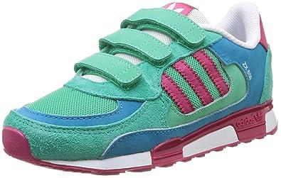 adidas Sneaker Zx 850 Cf K grünpinkblau EU 35: