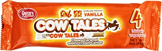product image for Goetze's Cow Tales Bar, King Size, 3 oz, 20 Count