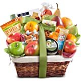 Golden State Fruit Gourmet Abundance Gift Basket