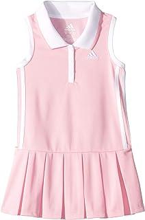 9ab0cd6e7ab66f adidas Kids Baby Girl s Sleeveless Polo Dress (Toddler Little Kids)