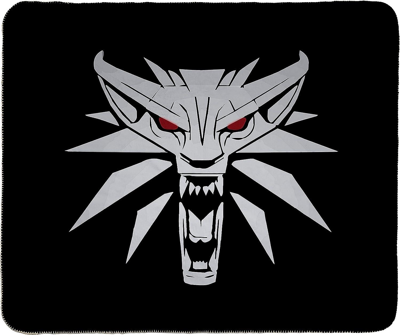 RetroArtDecor Witcher Wolf Sherpa - Manta (60 x 50 cm ...