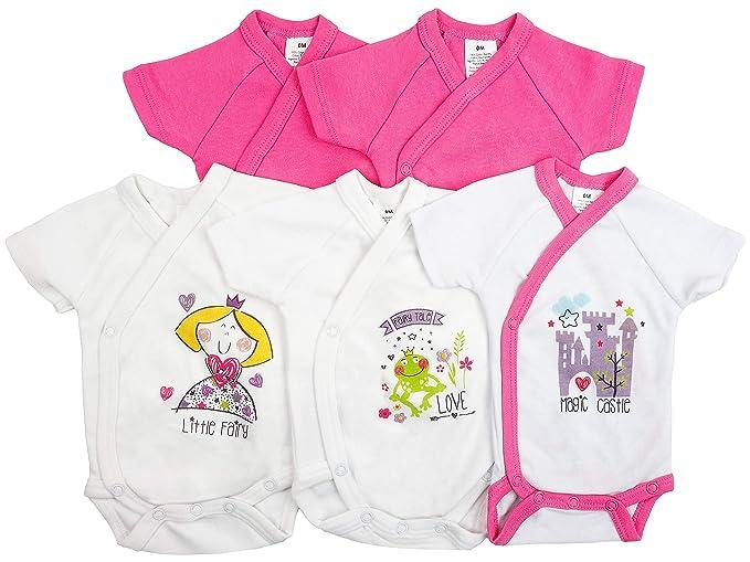 Baby Collection - Body - para bebé niña: Amazon.es: Ropa y ...