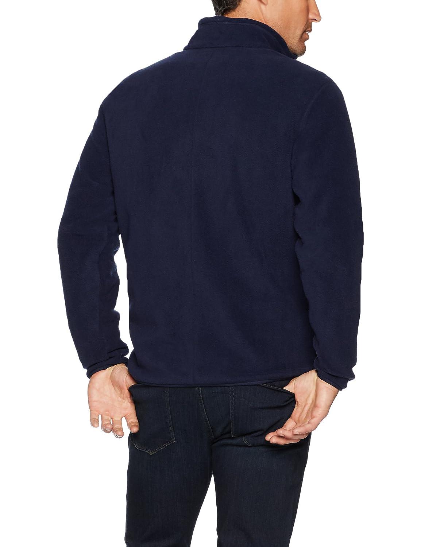 Essentials Full-Zip Polar Fleece Jacket Chaqueta