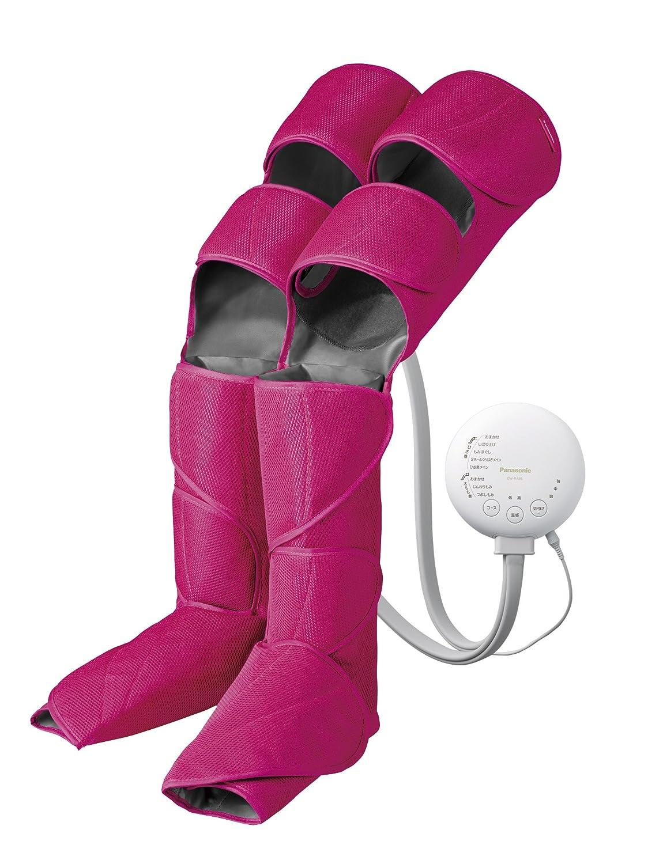 パナソニック エアーマッサージャー レッグリフレ ひざ/太もも巻き対応 温感機能搭載 ピンク EW-RA96-P B01HLWOATQ ピンク