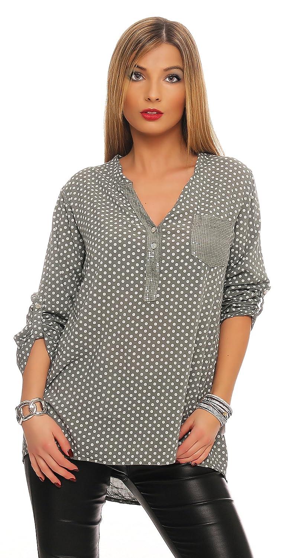 Mississhop, hergestellt in EU - Camisas - para Mujer