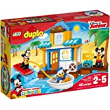 Lego - 10827 - DUPLO Disney - La casa sulla spiaggia di Topolino e i suoi amici