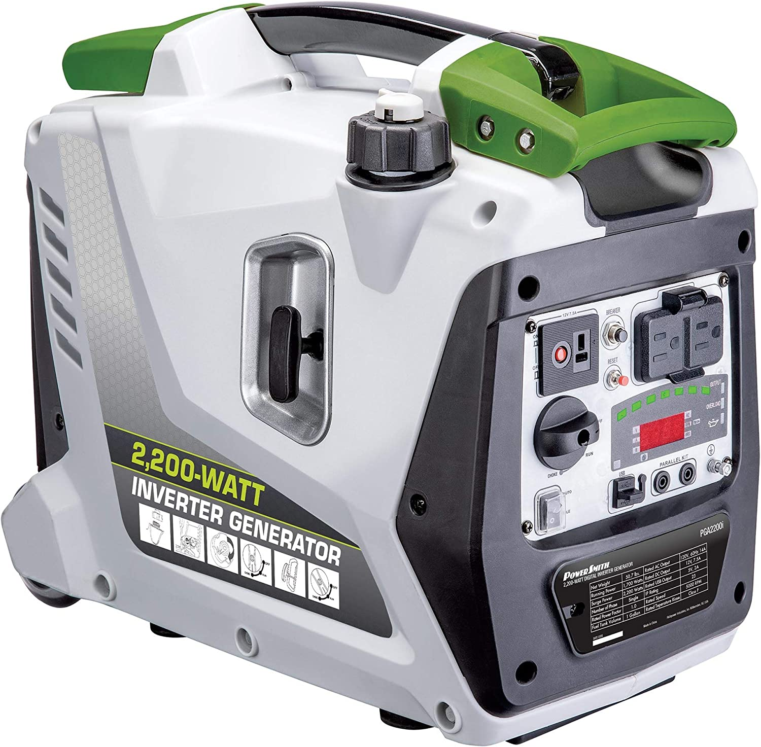 Top 10 Best Generators For Home Use Review (2021) 6