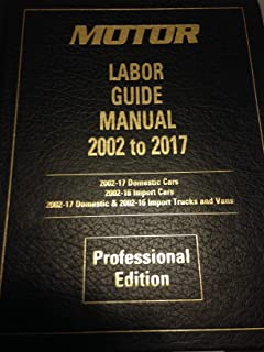 chilton 2014 labor guide cd rom domestic import chilton rh amazon com Flat Rate Time Chart Chevy Flat Rate Envelope