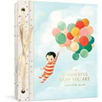 The Wonderful Baby You Are: A Record of Baby's First Year A Record of Baby's First Year: Baby Memory Book with Milestone Stickers and Pockets