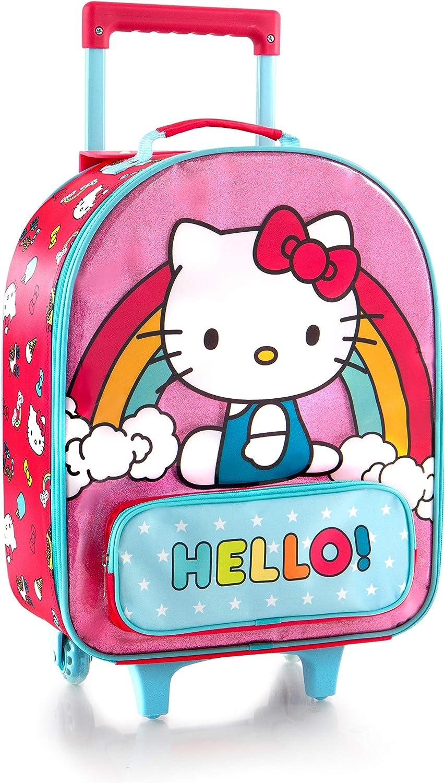 Heys America Hello Kitty Maleta Vertical de 18 Pulgadas para niña