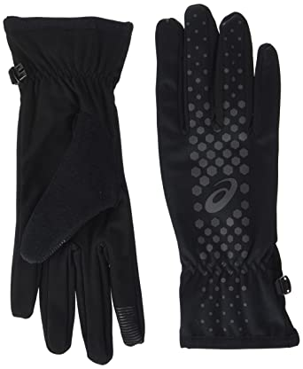 asics mens gloves