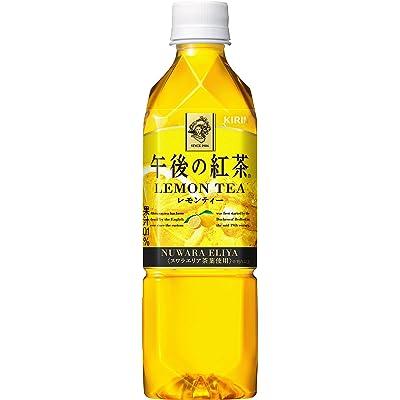 キリン 午後の紅茶 レモンティー 500ml PET×24本
