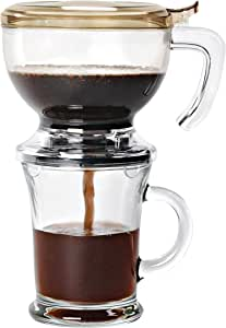 Zevro KCH-06066 Incred 'a Brew-Direct Immersion Brewing System for Coffee