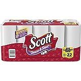Scott KCC 36371 Kleenex Choose-A-Size Mega Roll Paper Towels, 1-Ply, 102 per Roll, White (Pack of 15)