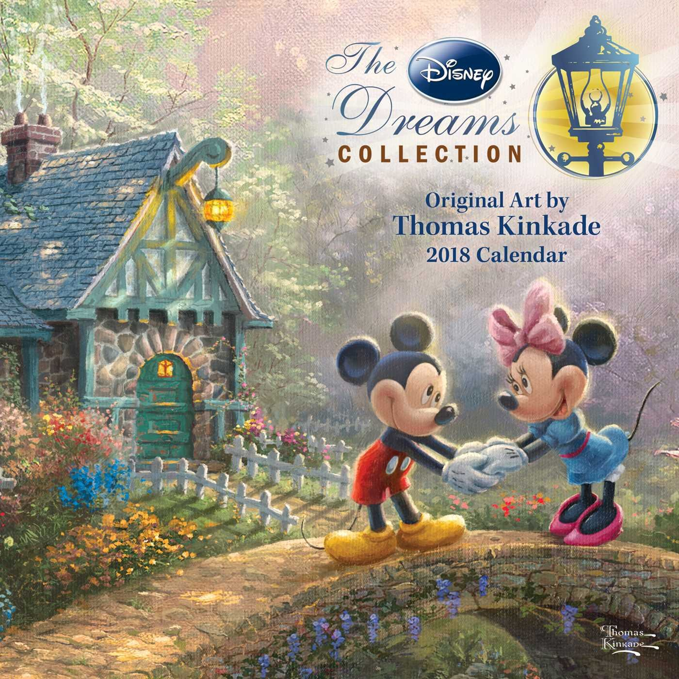 Amazon.com: Thomas Kinkade: The Disney Dreams Collection ...