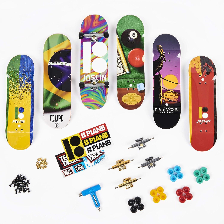 New 2010 Tech Deck Sk8shop Skateboards Fingerboard Set ~ 4 Styles to Choose!