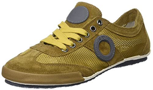 Joaneta, Zapatillas para Mujer, Amarillo (Mustard), 36 EU Aro