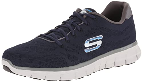 Skechers Synergy Fine Tune, Chaussures Multisport Outdoor Homme