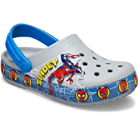 Kid's Fun Lab Spiderman Light Up Clog | Light Up Shoes for Kids