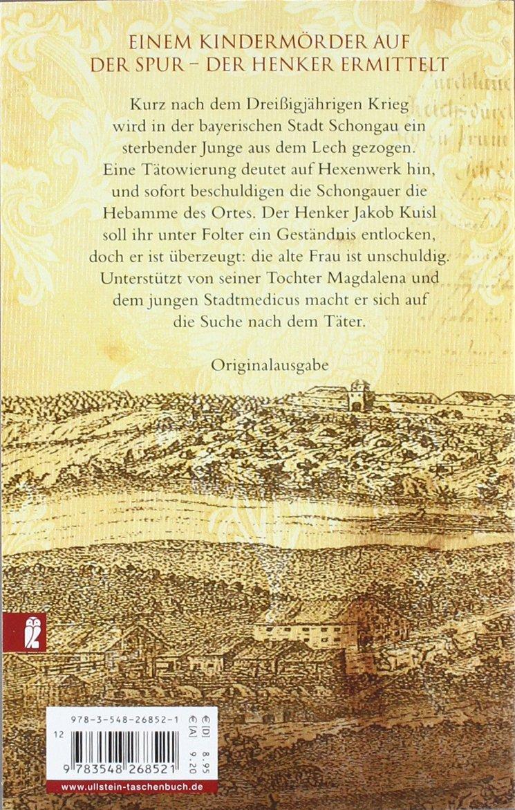 Die Henkerstochter Taschenbuch – 13. März 2008 Oliver Pötzsch Ullstein Taschenbuch 3548268528 Belletristik