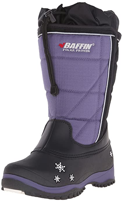 f95708f902ed Baffin Kids Cheree -40 Degreec Boot with Removable Liner