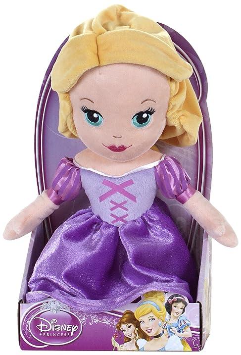 Disney Princess 10-inch Rapunzel Doll Plush Toy