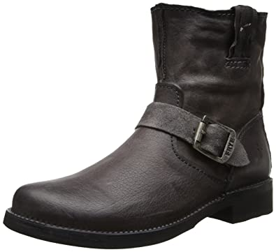 0a1764c776 Amazon.com | FRYE Women's Vicky Artisan Back-Zip Boot | Ankle & Bootie
