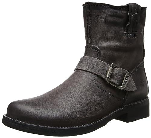 fb3969ff97a FRYE Women's Vicky Artisan Back-Zip Boot