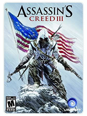 Assassins Creed 3 Steelbook For Ps3xbox 360 Case Only Game Sold