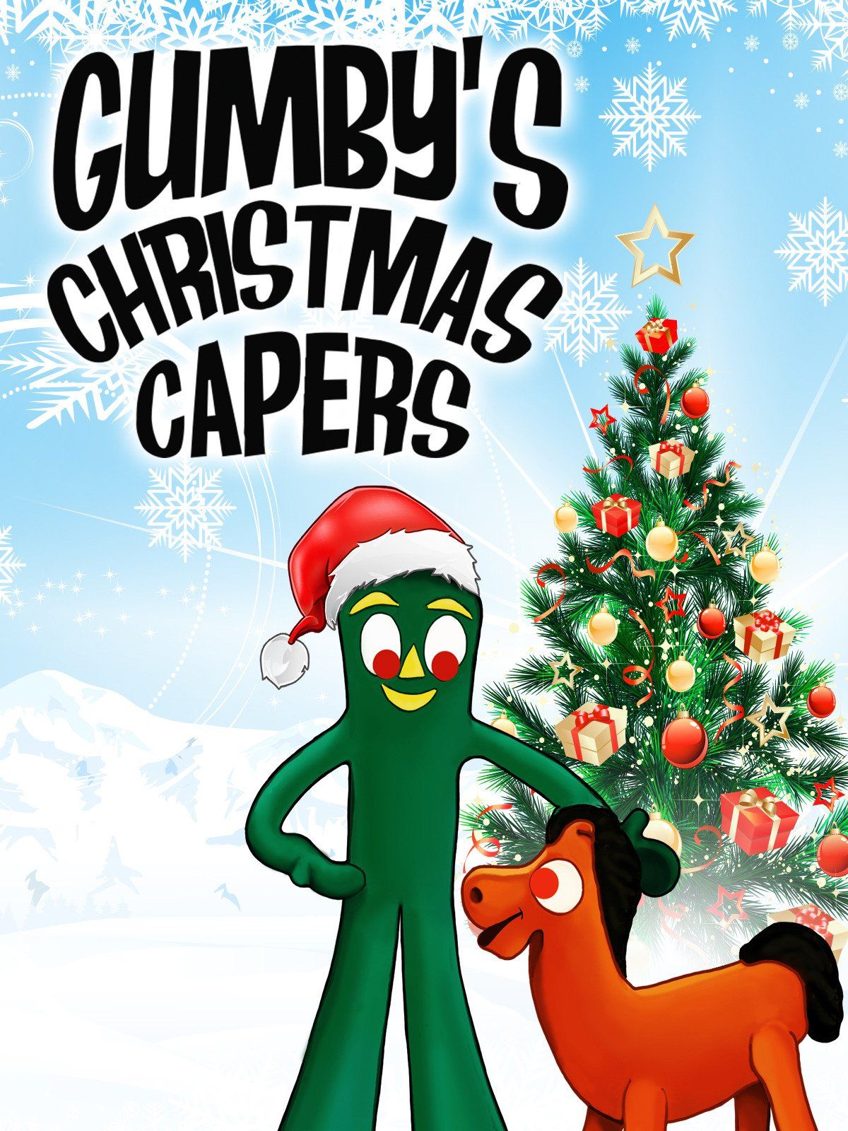 Gumbys Christmas Capers on Amazon Prime Video UK