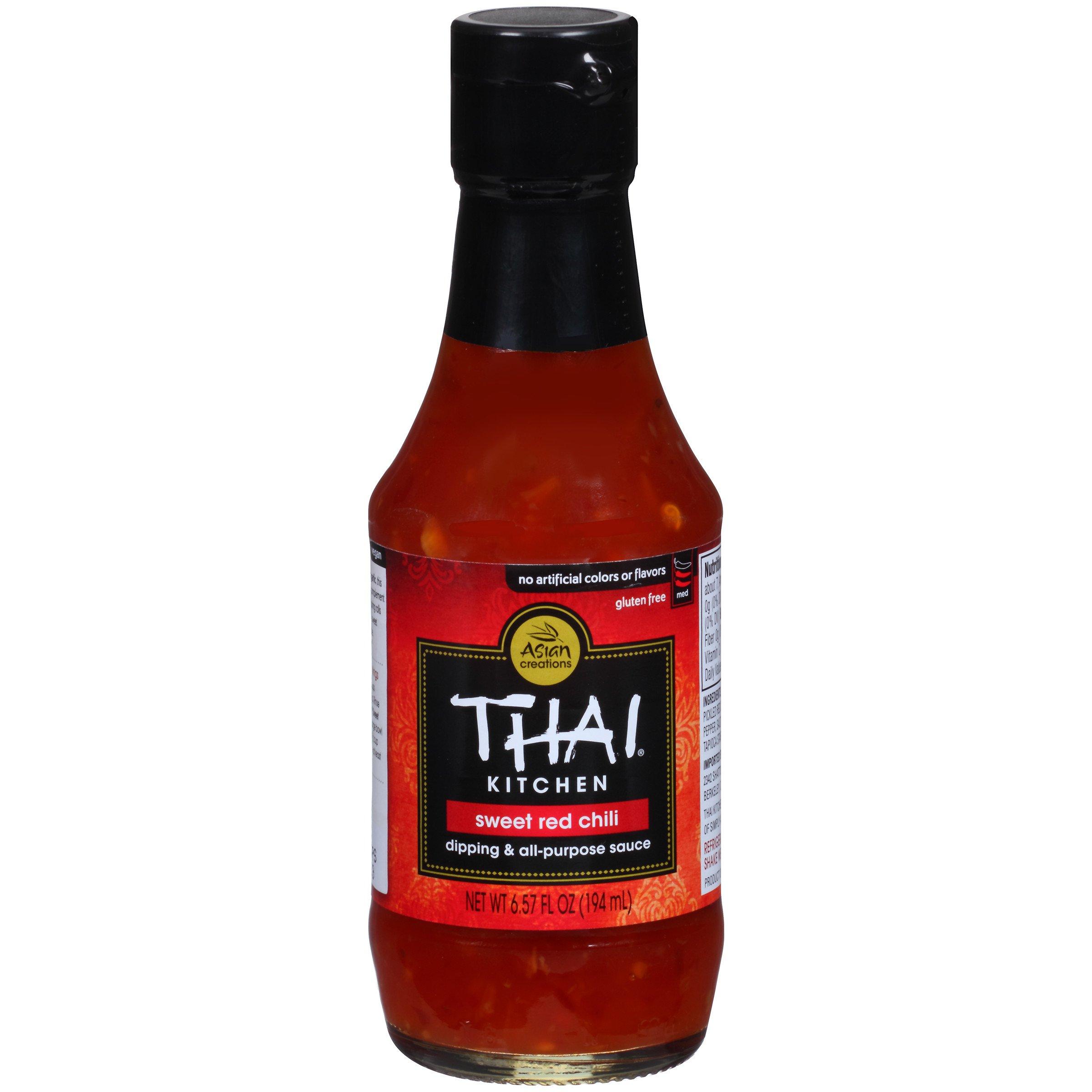 Amazon.com : Thai Kitchen Thai Chili & Ginger Dipping Sauce, 6.73 oz ...